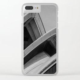 Sydney Opera House Sails Clear iPhone Case
