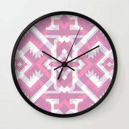 AZTEC ~//~ 3 Wall Clock
