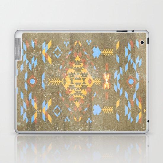 Native Aztec Laptop & iPad Skin