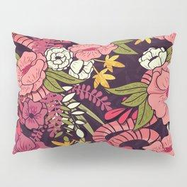 Jungle Pattern 001 Pillow Sham