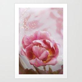 Spring feelings Art Print