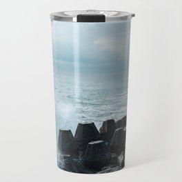 Wave Breakers Travel Mug