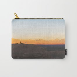 Sunset over the Atacama Desert, Chile Carry-All Pouch