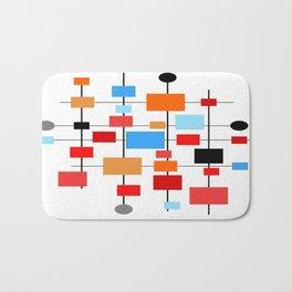 Mid-Century Modern Art 1.3.3 Bath Mat