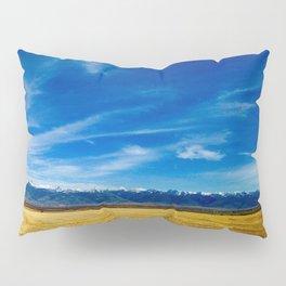 Teton Landscape Pillow Sham