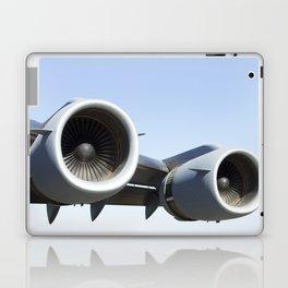 C17 C-17 Globemaster Military Cargo Airplane/Aircraft USAF Laptop & iPad Skin