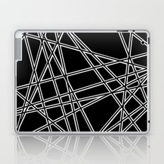 To The Edge Black #2 Laptop & iPad Skin