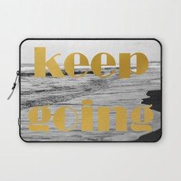 Keep Going Laptop Sleeve