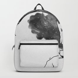 Unkown destiny. Backpack