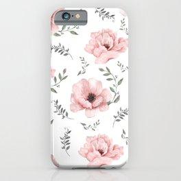 MAGNOLIA GARDEN iPhone Case