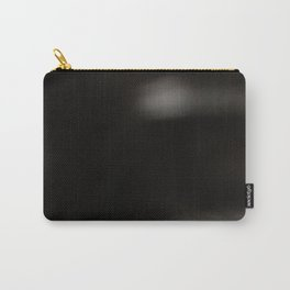 BLK ABSTRACT Carry-All Pouch