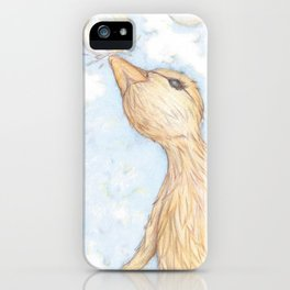 Duckie iPhone Case