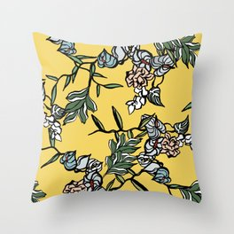 Summer 18 Throw Pillow