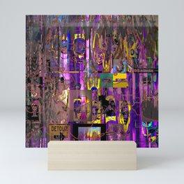 A Litany (of Complaints) [A.N.T.S. Series] Mini Art Print