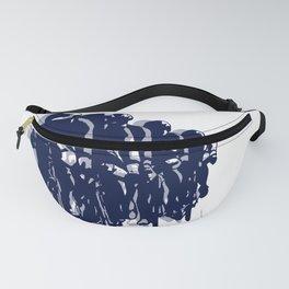 Peloton in Blue Fanny Pack