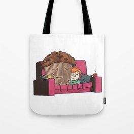 Comfort Food Tote Bag