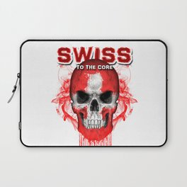 To The Core Collection: Switzerland Laptop Sleeve