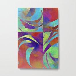 Color move I Metal Print