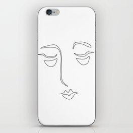 Face 2 iPhone Skin
