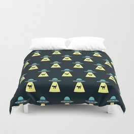 We Just Want The Cat Duvet Cover