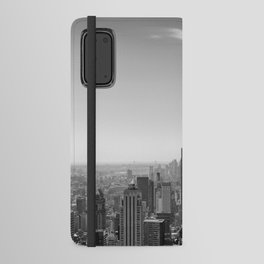 New York City - Empire State Building Android Wallet Case