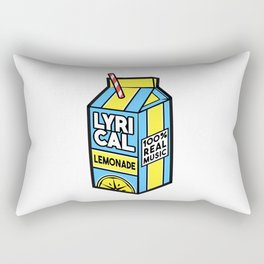 lemons drink Rectangular Pillow