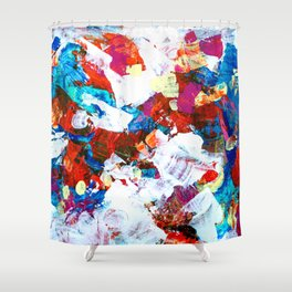 Contagious Dancing Shower Curtain