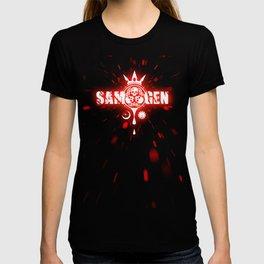 Samurai Genji Logo T-shirt