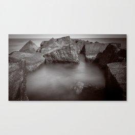 The Lapse Canvas Print
