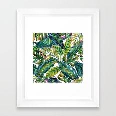 banana life Framed Art Print