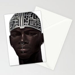 The Silent Brother Stationery Cards
