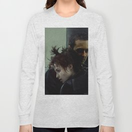 An Embrace With Marla Singer - Fight Long Sleeve T-shirt