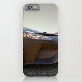 American muscle car gt gt40 gt50 iPhone Case
