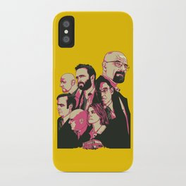Br Ba ALT iPhone Case