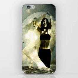 Rising from the Deep iPhone Skin