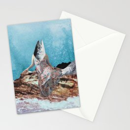 Mermaid Girl Stationery Cards