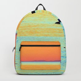 Silhouettes in Colors Backpack