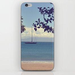 Going Sailing iPhone Skin