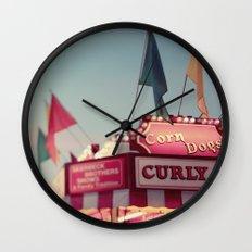 All's Fair Wall Clock