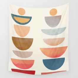 Modern Abstract Art 75 Wall Tapestry