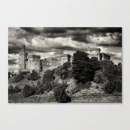 Inverness Castle Scotland Canvas Print