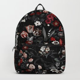 EXOTIC GARDEN - NIGHT IV Backpack