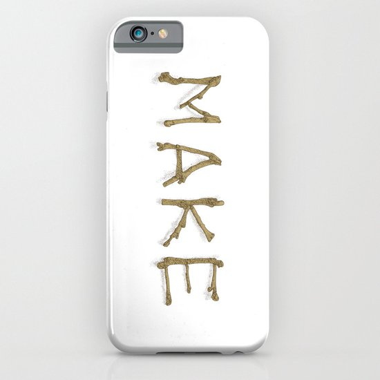 Make iPhone & iPod Case
