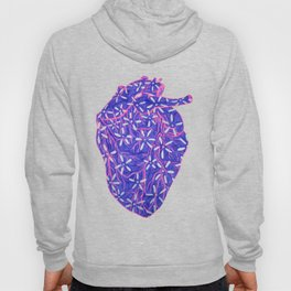 Purple Heart Hoody