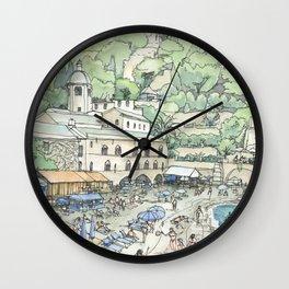 S. fruttuoso, Portofino Wall Clock