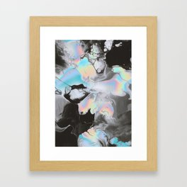 THE DREAM SYNOPSIS Framed Art Print