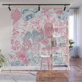 Mycology 2 Wall Mural