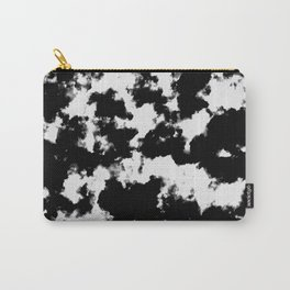 bleached tie dye pattern Carry-All Pouch