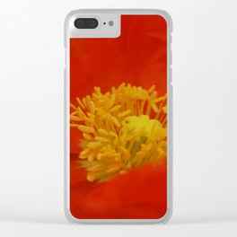 Stamen Clear iPhone Case