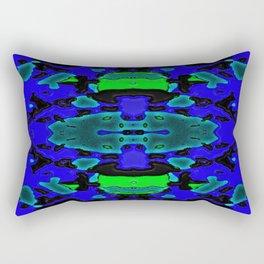 State of Flow Rectangular Pillow